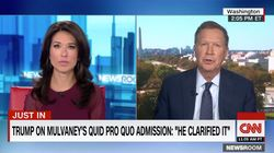 John Kasich Supports Trump Impeachment: 'I Say It With Great