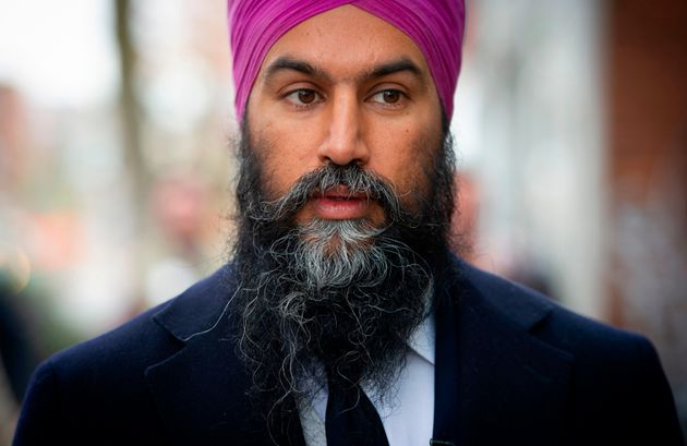 Singh Sorry For Saying New Democrats Don't Respect Conservatives