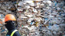Terbesar di amerika Pengangkut Sampah Berhenti Pengiriman Plastik negara-Negara Miskin