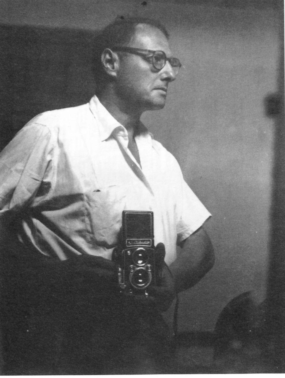 Pierre Verger, em 1952.