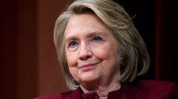 Hillary Clinton Drops Out Of Women's Summit Featuring Kirstjen