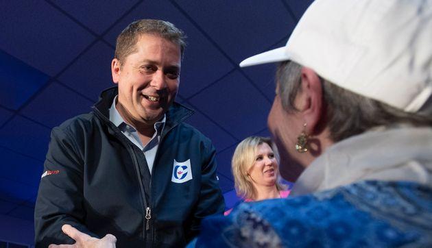 Andrew Scheer, chef du Parti conservateur du