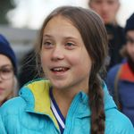 Greta Thunberg Marches With Thousands In Alberta For Climate