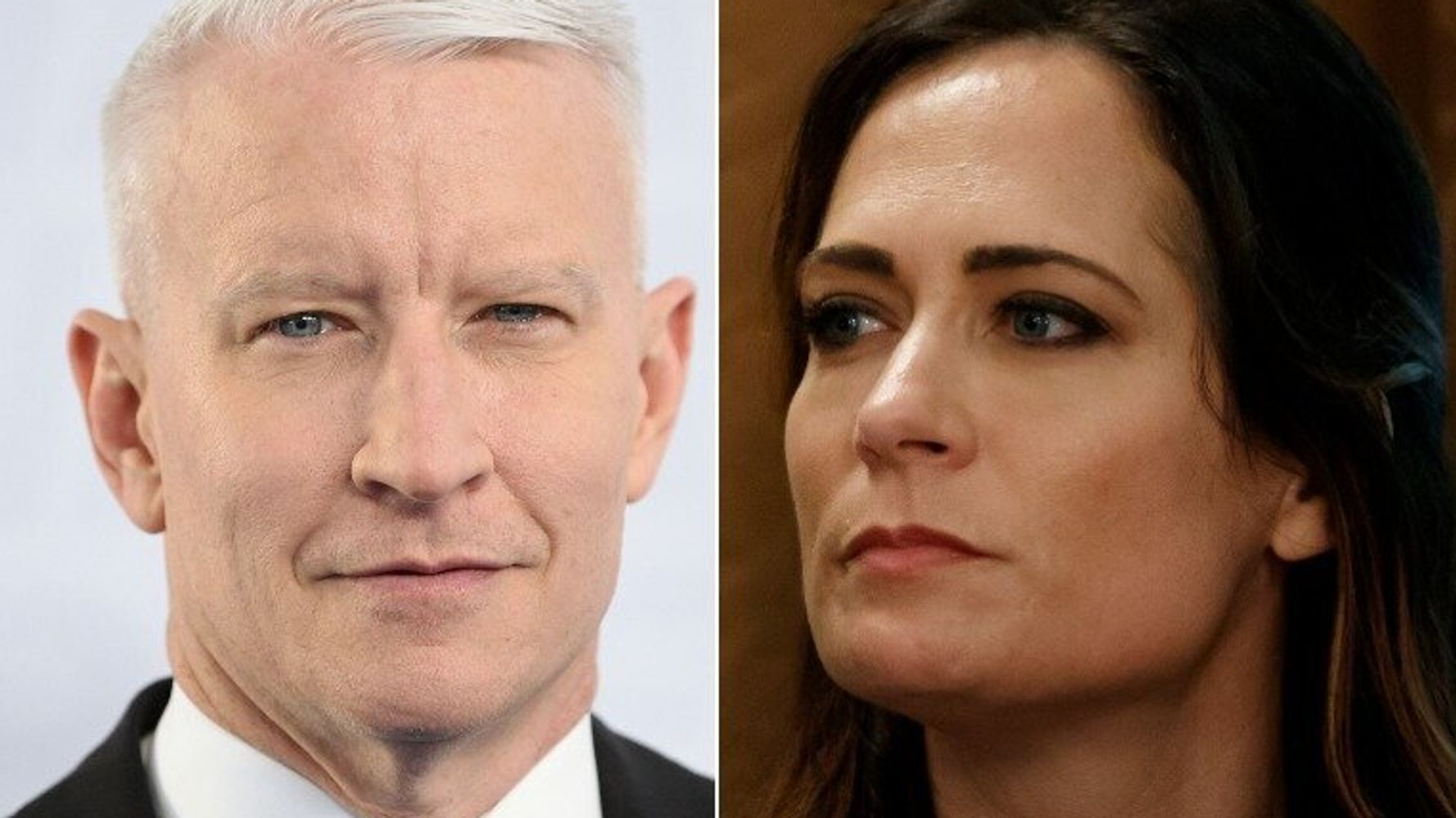 Westlake Legal Group 5daaa131210000a615ad3471 Anderson Cooper Delivers Scathing Review Of Rare Stephanie Grisham Interview