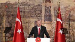 터키 에르도안이 휴전 조건 미이행시 군사작전 재개한다고