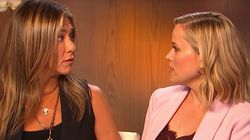 Jennifer Aniston And Reese Witherspoon Recreate Their Most Iconic Friends