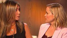 Η Jennifer Aniston Και Η Reese Witherspoon Αναδημιουργήσει Αυτό Το Περίφημο