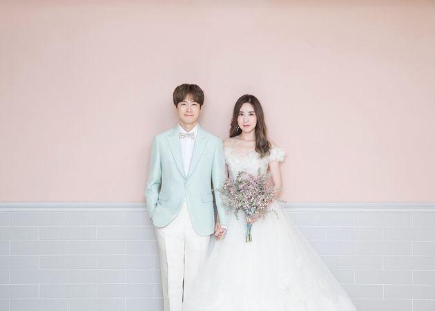 배우 황바울과 가수