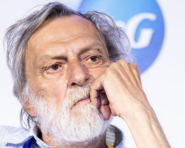 MILAN, ITALY - JULY 26: Gino Strada attends the Campus Party Italia 2019 at on July 26, 2019 in Milan,...