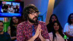 Quique Peinado remueve conciencias con esta pregunta sobre Cataluña: le bastan seis