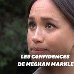 Meghan Markle évoque