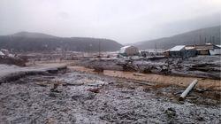 En Russie, la rupture d'un barrage fait au moins 15