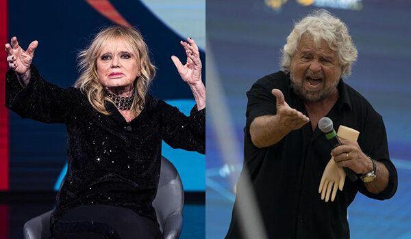 Rita Pavone sulla proposta di Grillo di togliere il voto agl