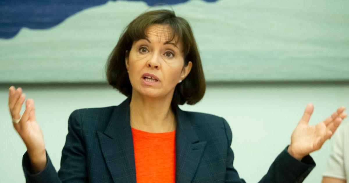 Labour's Caroline Flint Blames EU For Rise In Zero Hours Contracts