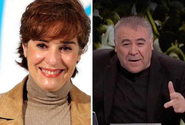 Anabel Alonso y Antonio García