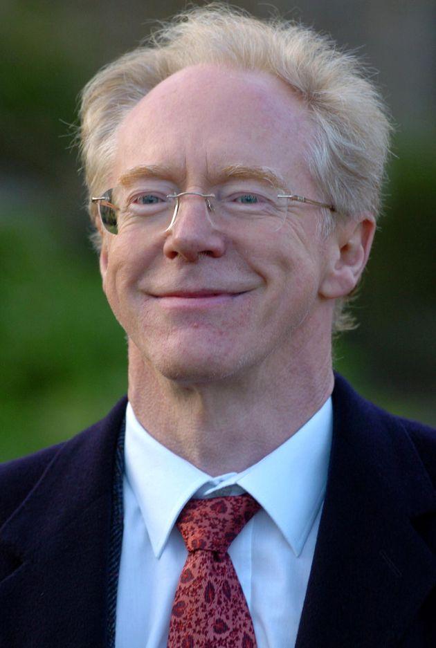Cambridge University lecturer Dr Peter Hutchinson arrives at Norwich Crown Court. (Photo by Chris Radburn...
