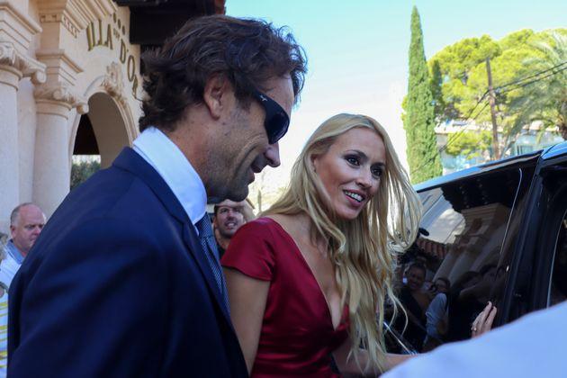 Los invitados a la boda de Rafa Nadal y Mery