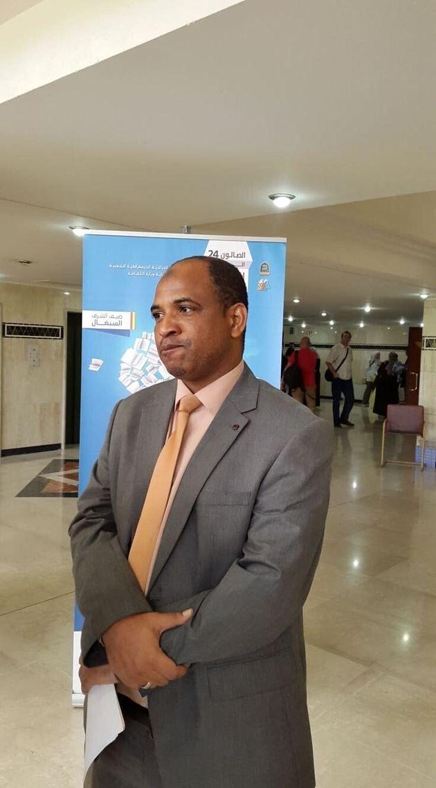 Le premier secrétaire de l'ambassade du Sénégal à