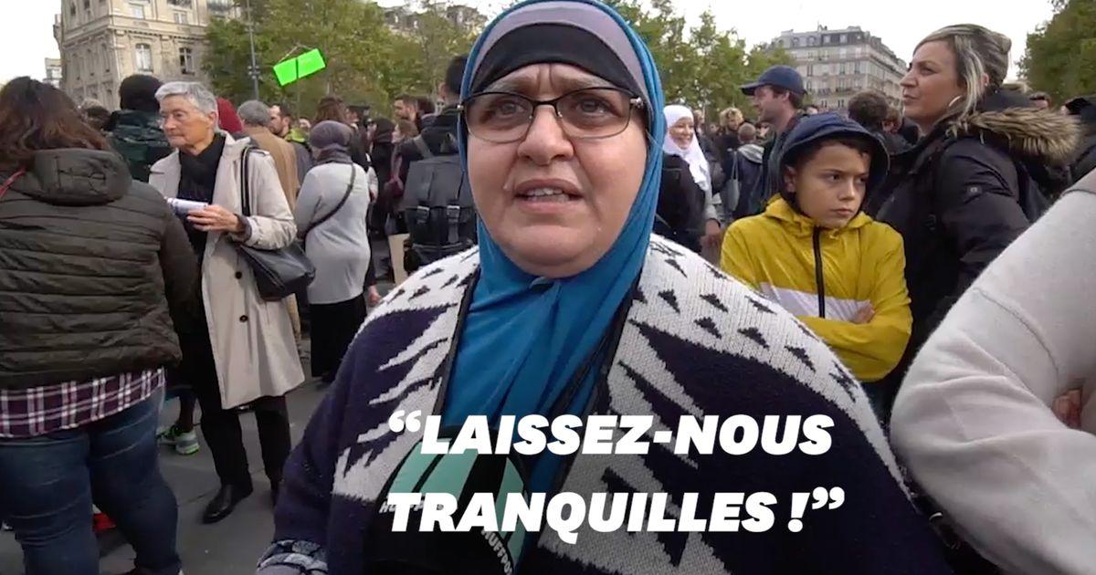 """Contre l'islamophobie, ces femmes voilées veulent juste être """"tranquilles"""""""