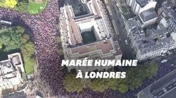 À Londres, une marée humaine pour réclamer un 2e référendum sur le