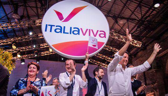 """UN GABBIANO IN VOLO - Scelto il simbolo di Italia Viva. Renzi: """"Prendo io la prima"""