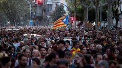 Así ha sido la sexta jornada de manifestaciones en Cataluña contra la sentencia del