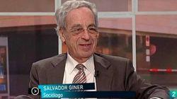 Muere a los 85 años el sociólogo Salvador