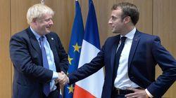 Macron a demandé à Johnson une