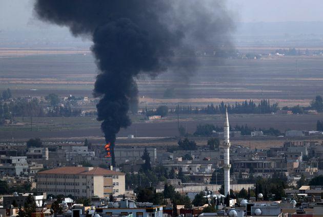 ΗΠΑ: Η Τουρκία παραβιάζει την κατάπαυση πυρός στη