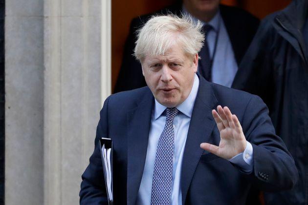 Boris Johnson a assuré qu'une lettre serait envoyée dès samedi soir au président...