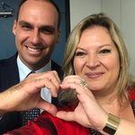 Twitter vira campo de batalha entre Eduardo Bolsonaro e Joice