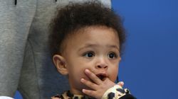 Proud Mum Serena Williams Shares Darling Photos Of Daughter Olympia As A Flower