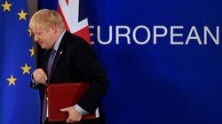Le dernier geste (symbolique) de Johnson pour désavouer la demande de report du