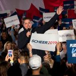 Scheer Shuts Down 'Lock Him Up' Chant About Trudeau At Tory