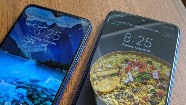 The Xiaomi Redmi 8 and Redmi 8A