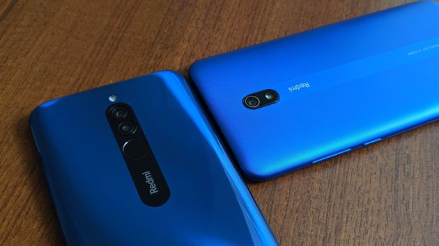 The Xiaomi Redmi 8 and Redmi 8A both have great build quality and