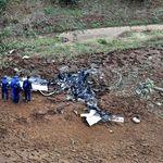 ウルトラライトプレーンが墜落炎上。かすみがうら市で乗員1人死亡