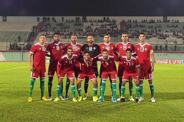 La composition de l'équipe marocaine des joueurs locaux pour le match face à l'Algérie, le 19