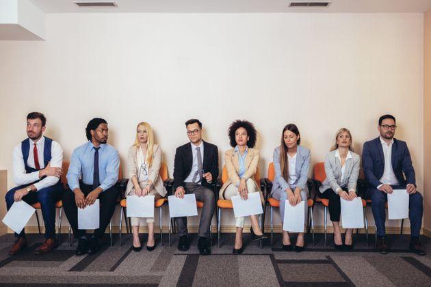 Arriver une heure avant l'entretien peut dérouter vos