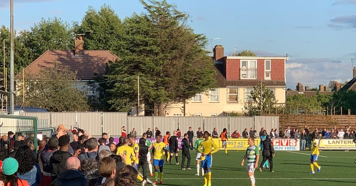Haringey Borough Players Left 'Distraught' By Alleged Racist Abuse During FA Cup Game