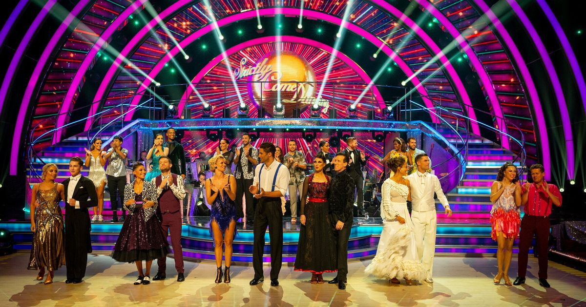 David James Leaves Strictly Come Dancing After Dance-Off Against Mike Bushell