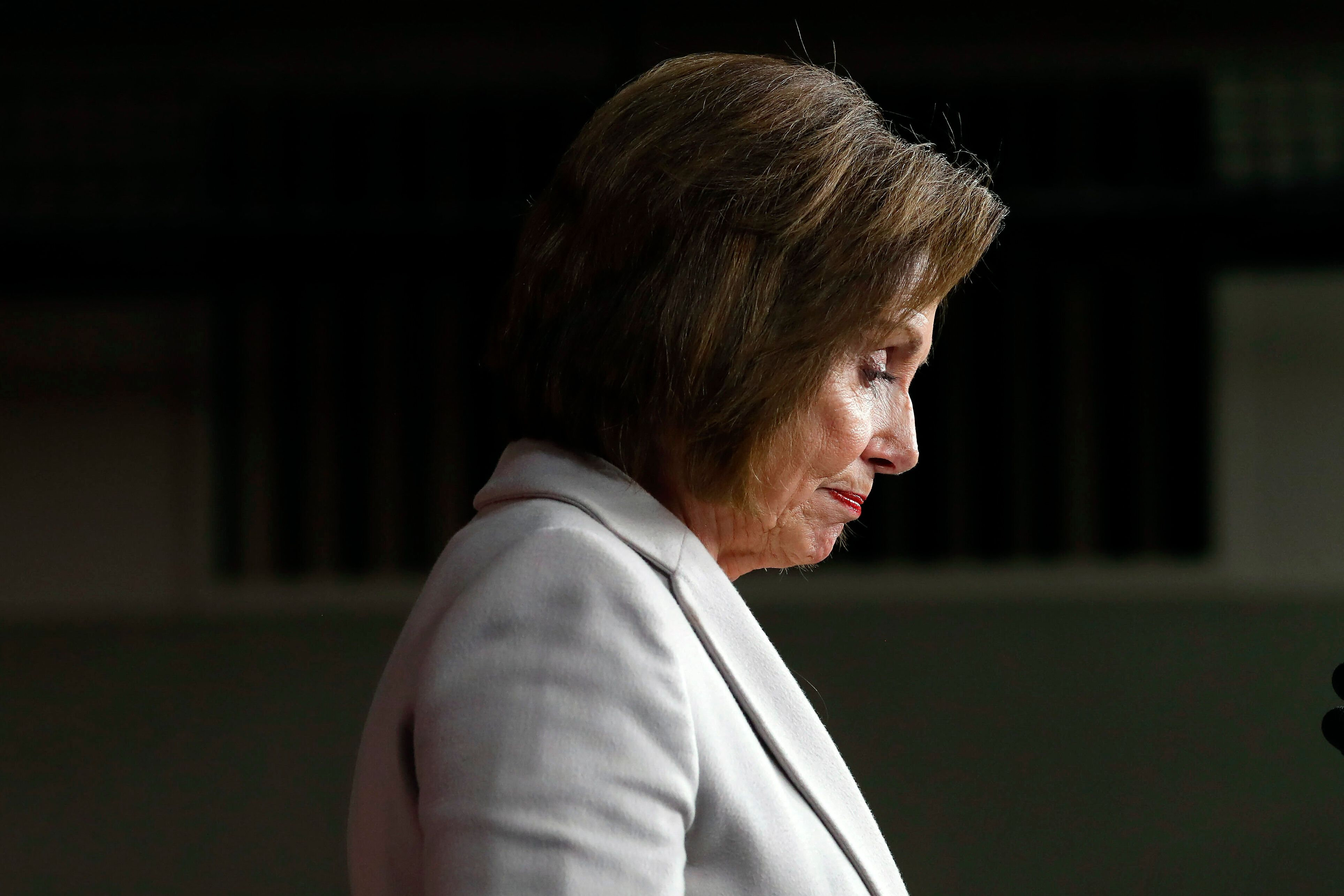 Pelosi In Jordan For 'Vital Discussions' Amid ...