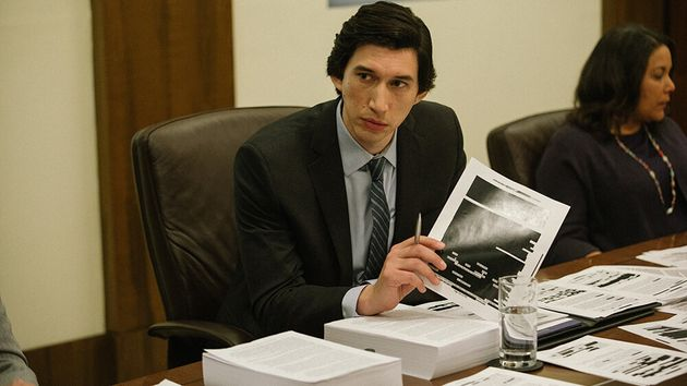 Adam Driver in The
