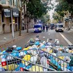 Así ha sido el séptimo día de manifestaciones en Cataluña por la sentencia del