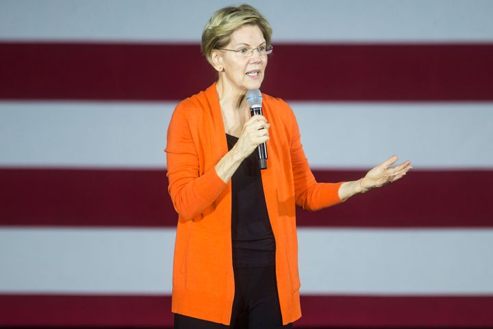 """Massachusetts Sen. Elizabeth Warren is promising to release a plan outlining how to fund for """"Medicare for All."""""""