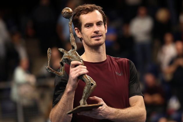 "Andy Murray Crowns Comeback With First Title Since 2017 Calling It ""One Of The Biggest Wins I've Had"""