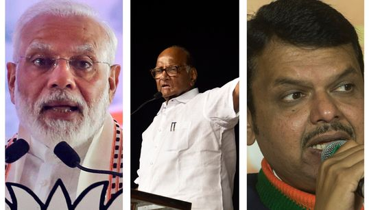 Maharashtra Election: How Article 370 And Kashmir Dislodged Floods, Farm Distress As Poll Campaign
