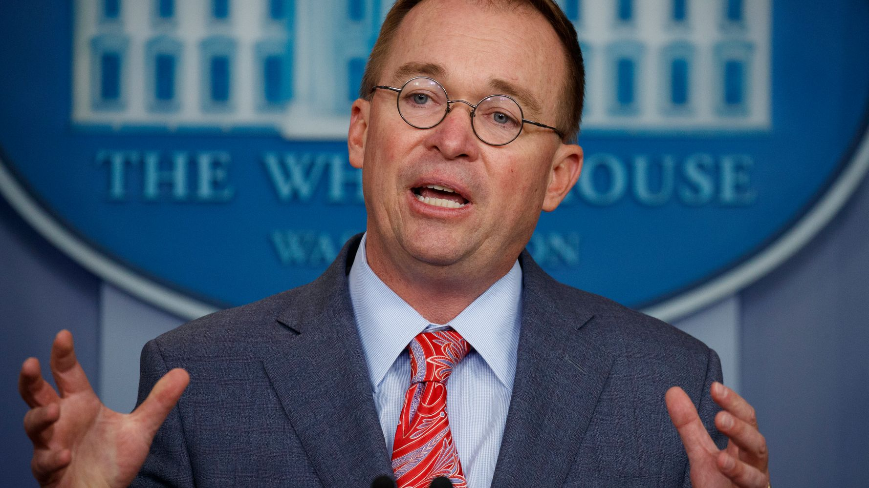 Westlake Legal Group 5daceb98200000d2195063b9 Mick Mulvaney's Missteps Draw Scrutiny From Trump Allies