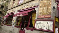 Le restaurant La Mère Poulard du Mont-Saint-Michel légèrement endommagé par un