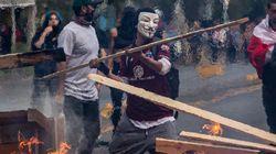 폭력 시위으로 번지고 있는 현재 칠레의 상황과 그